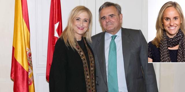 Narciso de Foxá y Ana Camins se incorporan a la dirección regional del PP con Cristina Cifuentes