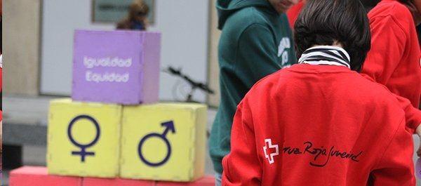 """Cruz Roja Majadahonda reivindica la """"equidad"""" del Día de la Mujer en sus redes sociales"""