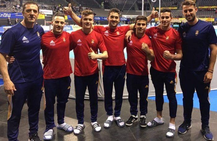 Deportes Majadahonda: los protagonistas en gimnasia, fútbol americano, rugby, waterpolo, natación y esgrima