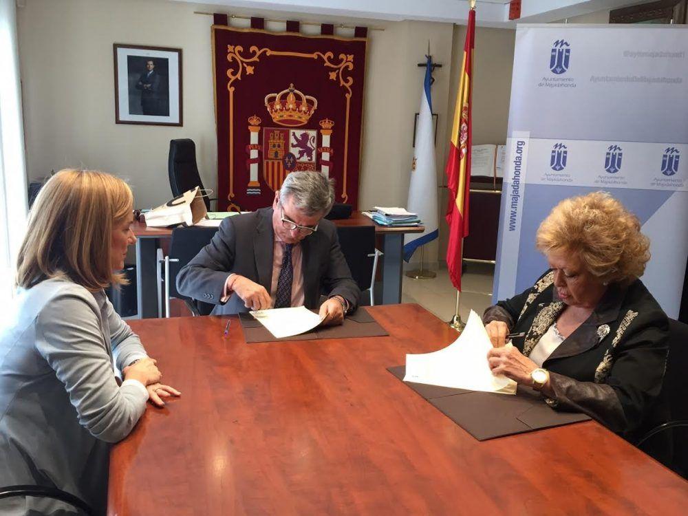 Majadahonda subvenciona con 30.000 euros al Club Reina Sofía de Pensionistas y Tercera Edad