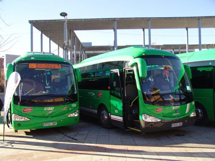 400.000personas del Oeste de Madrid afectadas los lunes y martes por la huelga de autobuses Larrea