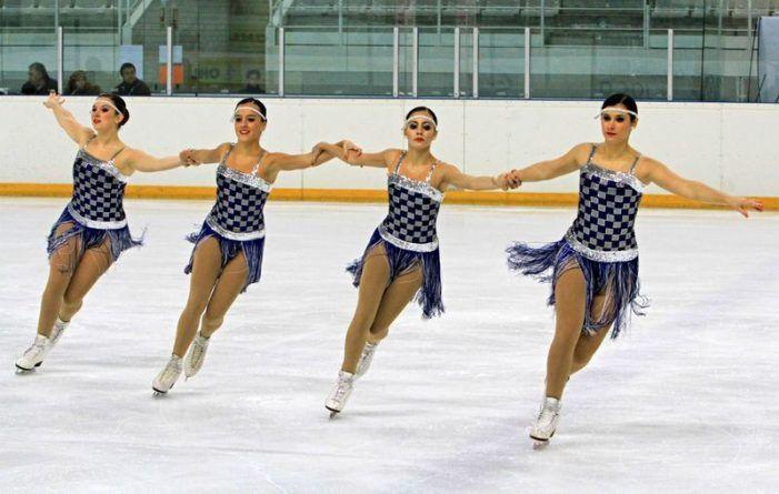 La Fundación Götze organiza una exhibición benéfica de patinaje en Majadahonda