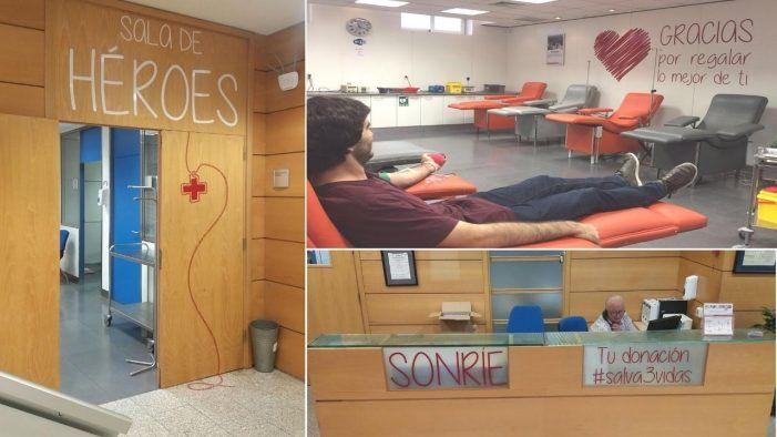 Cruz Roja Majadahonda regresa a los Jardinillos con una nueva colecta de sangre