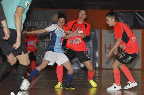 "Fútbol Sala Femenino: La prensa deportiva destaca el ""certero"" contragolpe del Majadahonda"