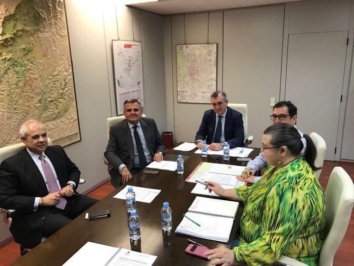Nuevos trayectos de buses en Majadahonda para septiembre y quejas por la escalera de RENFE
