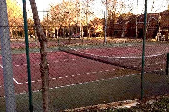 El PSOE reclama arreglos en las zonas deportivas de Ballesol, Interland y Delta (Majadahonda)