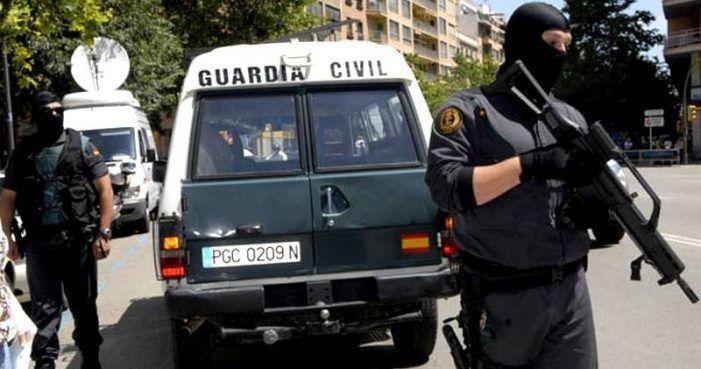 Guardia Civil: el cuartel de Majadahonda dedica sus agentes a escoltar políticos