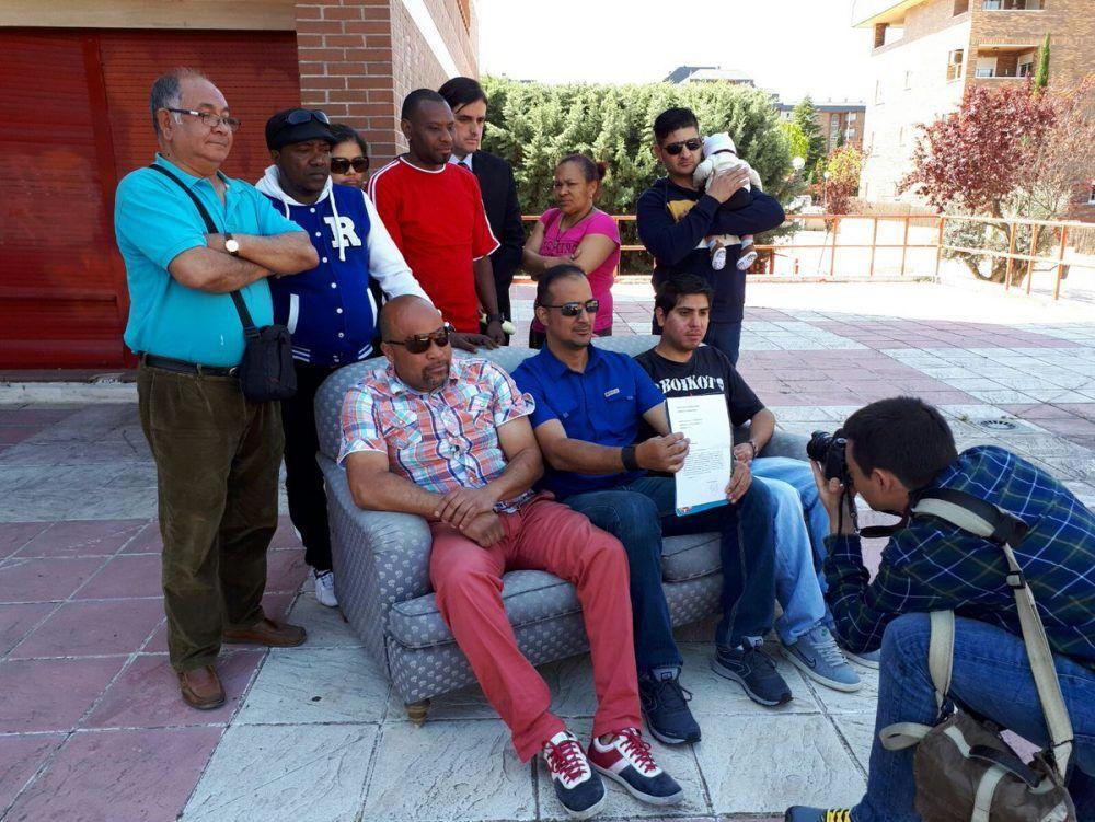 """El Ayuntamiento de Majadahonda responde por las """"Casas Rojas"""": """"No es un desahucio, es un desalojo"""""""