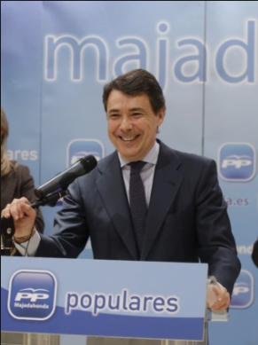 """Relacionan a Ignacio González con las parcelas del ex alcalde de Majadahonda """"Willy"""" Ortega"""