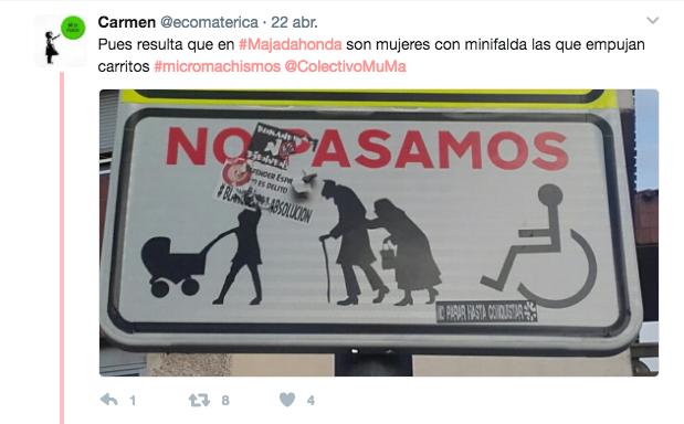"""Polémica política en Majadahonda por llamar """"bolleras"""" a las lesbianas y vestir con faldas"""