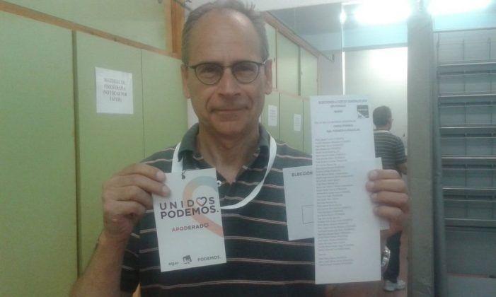 Alberto Moreno consuma su marcha de Podemos y Somos Majadahonda: pleno del Ayuntamiento