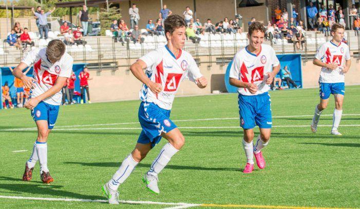 Copa Federación (fútbol juvenil): empate de Rayo Majadahonda y Casarrubuelos (1-1) con el regreso de Héctor
