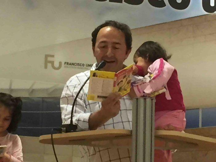 El homenaje a Gloria Fuertes en Majadahonda concluye con una petición: calles para cuentos y autores infantiles