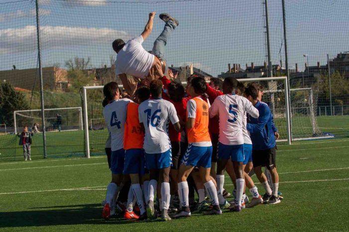 La histórica victoria del Rayo Majadahonda juvenil sobre el Valladolid en fotos, vídeos, crónicas, reacciones…
