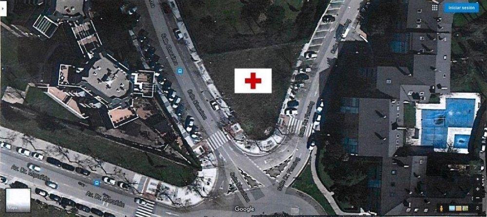 El Ayuntamiento de Majadahonda cede una parcela a Cruz Roja para que atienda a más de 3.000 personas