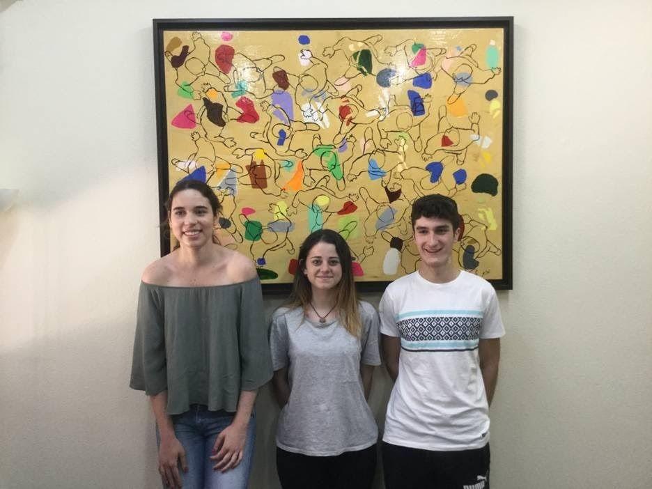 La Universidad Complutense premia a 3 alumnos del Instituto Margarita Salas (Majadahonda) por su investigación científica