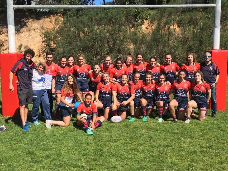 """El """"derby"""" madrileño Pozuelo-Majadahonda decidirá la semifinal de la Liga española de rugby femenino"""