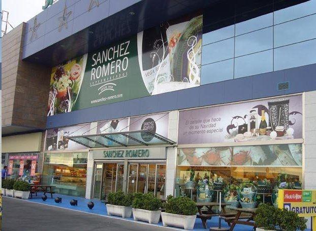 """Sánchez Romero experimenta en Majadahonda su nuevo """"supermercado superprémium"""""""