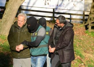 Guardia Civil detiene a un cirujano de Majadahonda que escondía en su chalet 16 kilos de heroína iraní