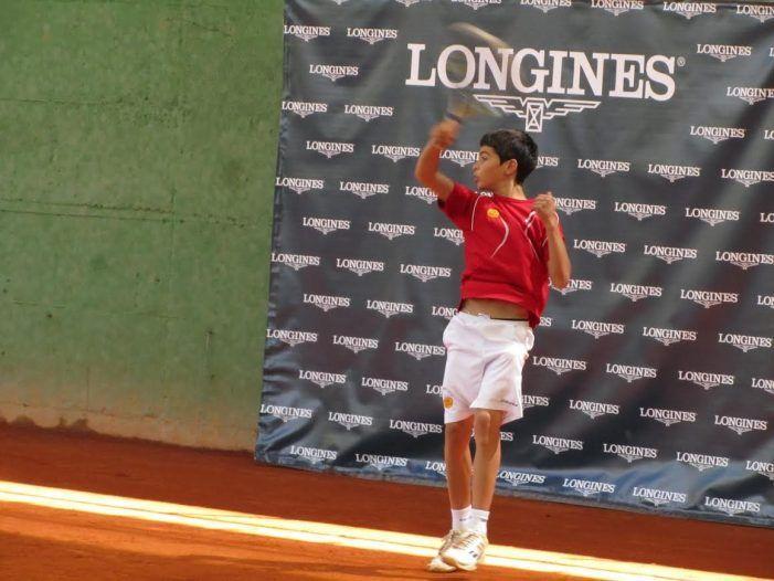 Tenis: Majadahonda determina el jugador alevín que representará a España en Roland Garros