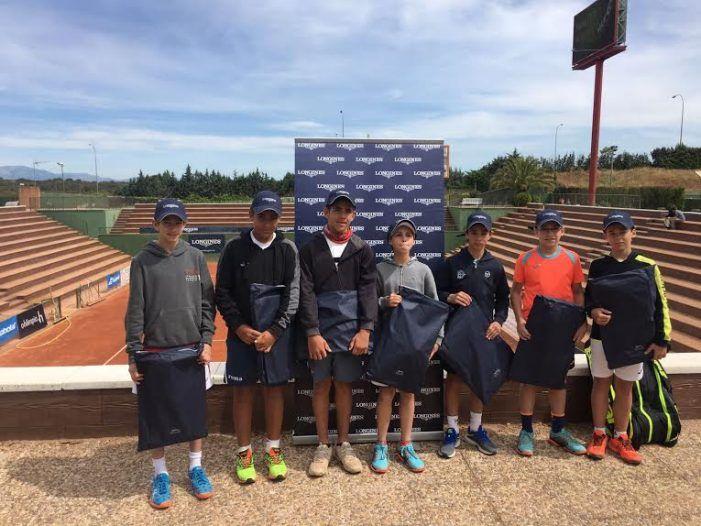 "Tenis: Guerrero-Mérida, final inédita del ""Roland Garros"" alevín de Majadahonda"
