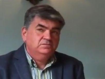 """Andrés Fuentes repasa su presidencia al frente del CD Puerta de Madrid: """"El principio de todo era comunicar"""""""