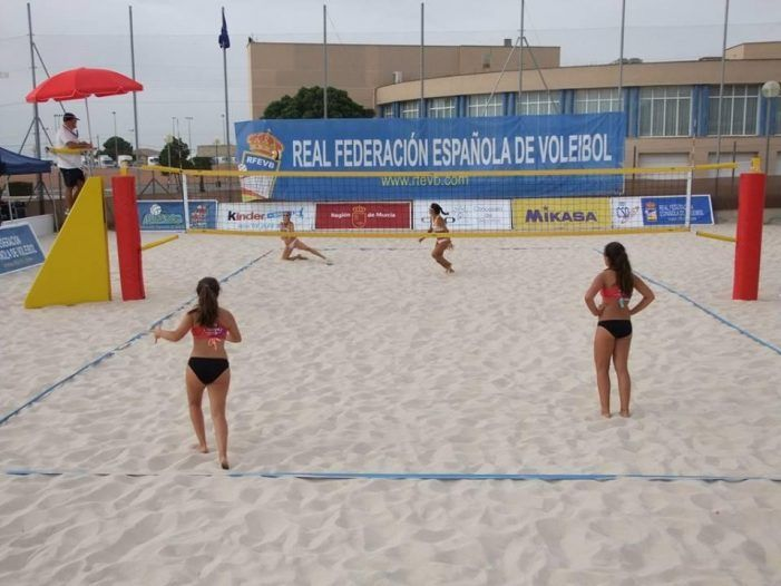 La Federación elige Majadahonda para seleccionar a los participantes del Campeonato de España Voley Playa
