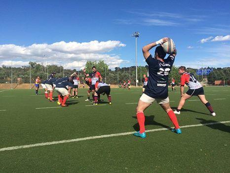 """Rugby: Majadahonda B sorprende a los """"colchoneros"""" del Club Atlético y empata en los últimos minutos (19-19)"""