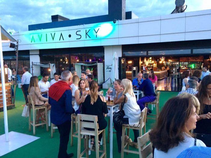 El Gimnasio Físico de Majadahonda celebra su 14º Aniversario con una divertida fiesta en la Terraza del Aviva Sky