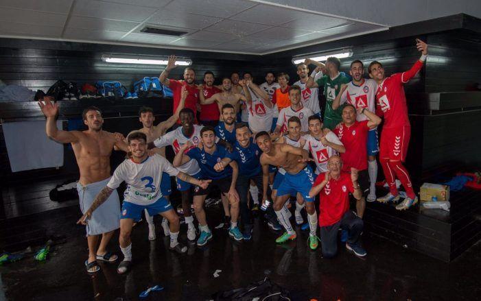"Ñoño, Jeisson, Villalón, Jorge Félix y Portilla (Rayo Majadahonda): ""Si hemos llegado al play off vamos a intentar ganarlo"""