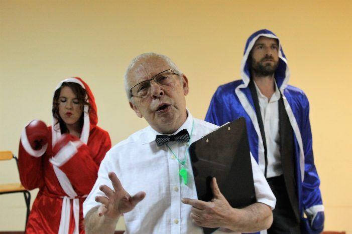"""""""Guerra de sexos"""" en Majadahonda con Honda Teatro: los espectadores deciden el final"""