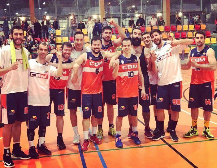 Baloncesto: CB Majadahonda fuerza un tercer partido frente al Alcalá en El Tejar