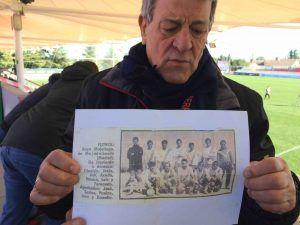 """El magistrado Gregorio Callejo escribe sobre el Rayo Majadahonda: """"el equipo de un pueblo"""""""