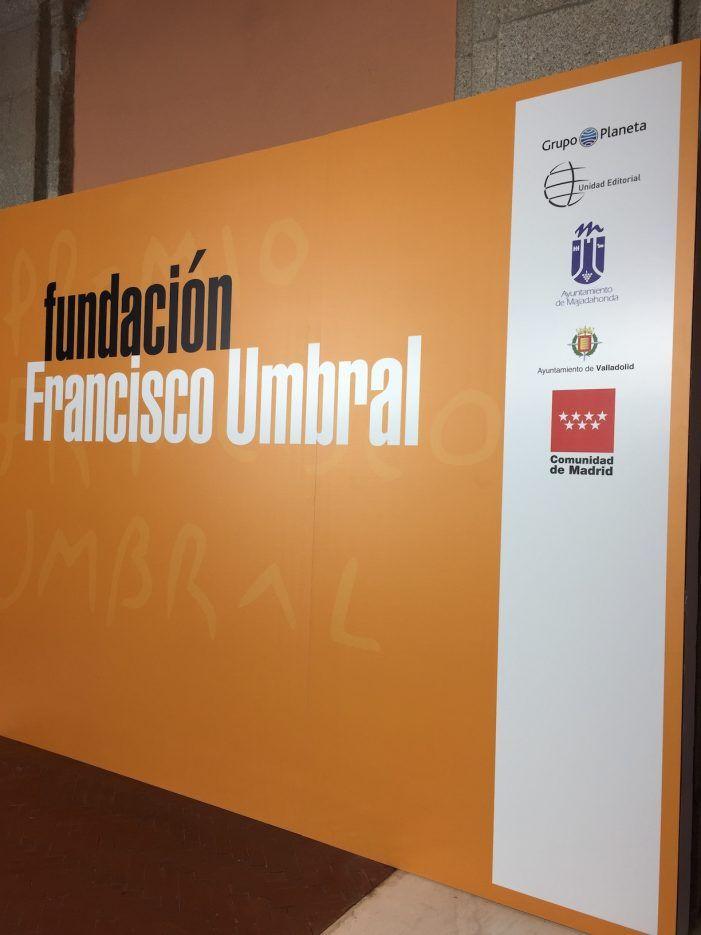 El patrocinio de Majadahonda al Premio y a la Fundación Umbral apenas asoma en las reseñas de prensa