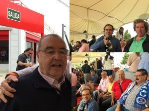 """Radio MJD retransmite en El Sardinero: Enrique Vedia y Juan F. Martínez protagonizan """"Aquí hay Pelotas"""""""
