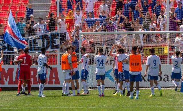 800 espectadores quieren ayudar al Rayo Majadahonda a disputar la Segunda A