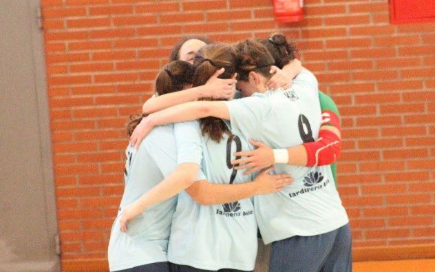 Fútbol sala femenino: Majadahonda B vence a Villalba (4-2) pero la Liga se la lleva Tres Cantos