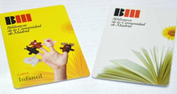 Los usuarios de la biblioteca de Majadahonda ya pueden acceder a más de 7 millones de libros con el Carné Único