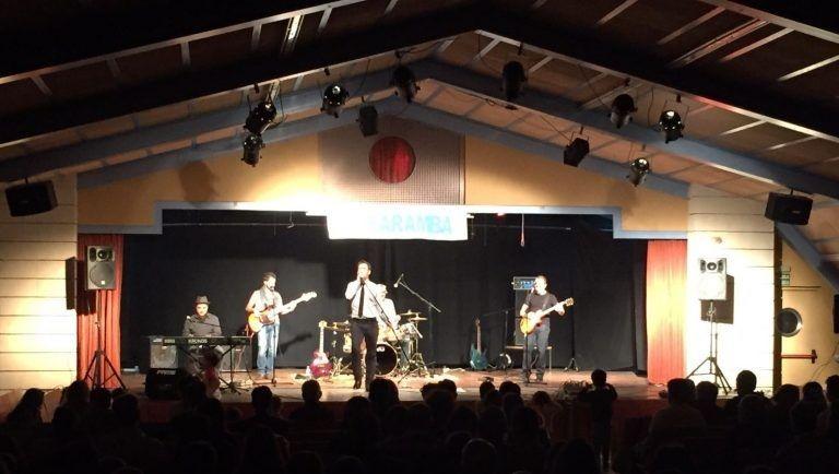 El colegio Reparadoras (Majadahonda) celebra un concierto de rock para ayudar a refugiados subsaharianos