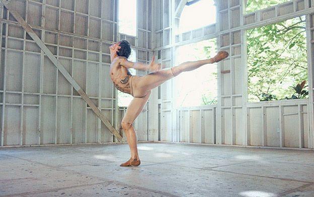 """El """"chico malo de la danza"""" Sergei Polunin llega a los Cines Zoco de Majadahonda"""