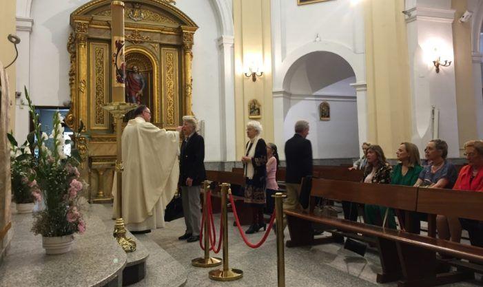 Todas las fotos de la Eucaristía de la Semana del Mayor de Majadahonda