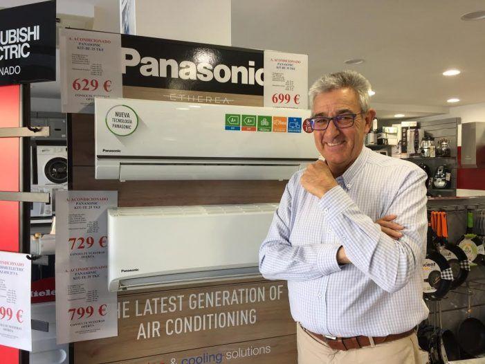 """Fernando Romero (Majadahonda): """"la mejor época para instalar un climatizador es adelantándose al verano"""""""