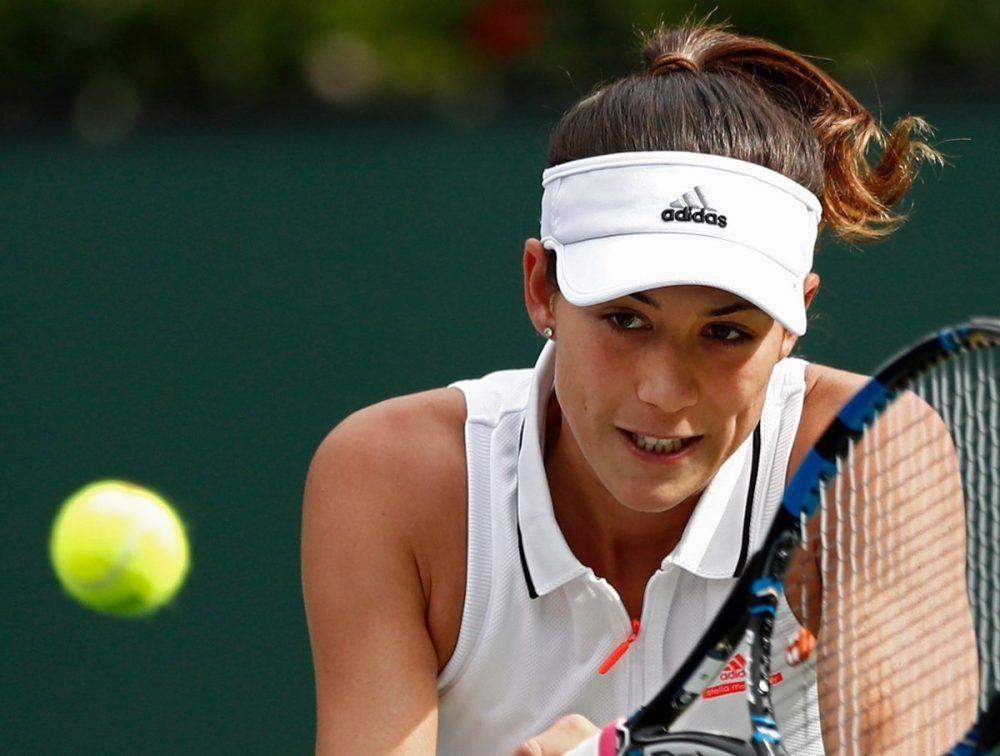 La tenista Garbiñe Muguruza enseña el valor del fracaso a alumnos de Majadahonda