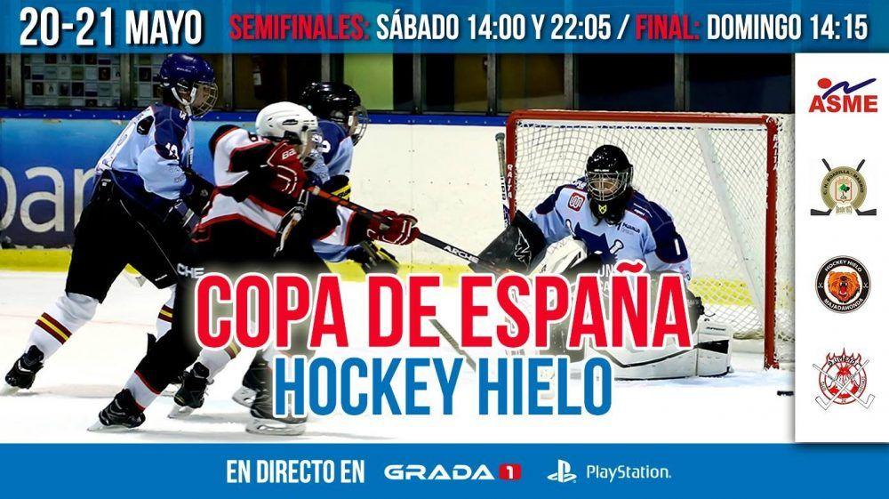 Deporte fin de semana: CAU Madrid, Ourense, TBS Torrejón y Copa de España de Hockey Hielo en Majadahonda