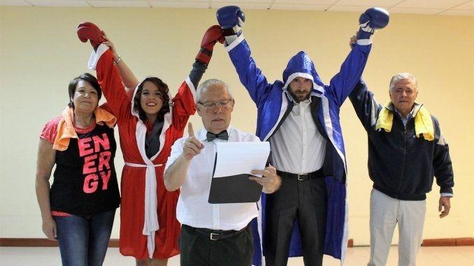 """Honda Teatro (Majadahonda) gana su participación en el lorquiano """"Teatro al Aire Libre"""" de Madrid"""