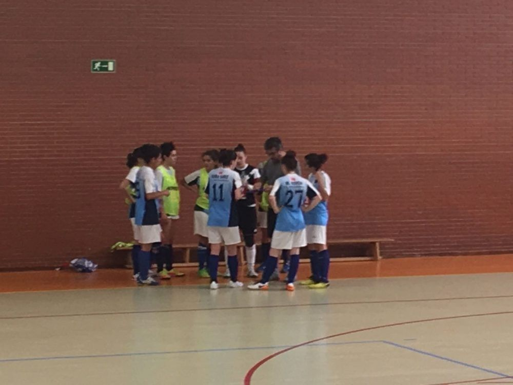 Fútbol sala femenino: Majadahonda mantiene el sueño de la Copa tras ganar a Leganés (3-2)