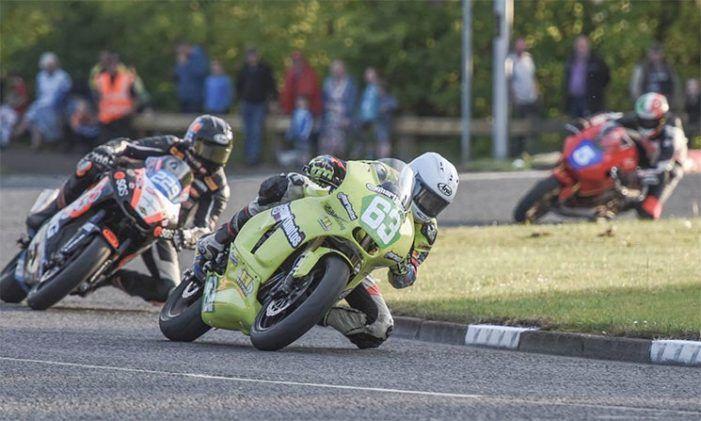 Motociclismo: Víctor López (Majadahonda) 11º en Irlanda del Norte y clasificado para Isla de Man