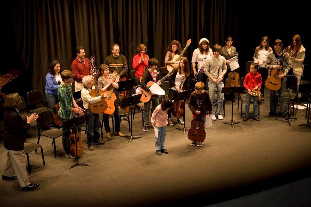 Los talleres y la escuela de música de Majadahonda detallan sus plazos de inscripción