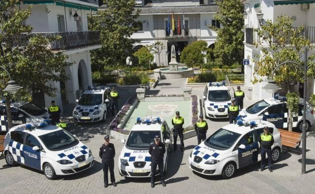 El Ayuntamiento de Majadahonda adquiere nuevos coches policiales y aumenta la ayuda al Círculo de Empresarios