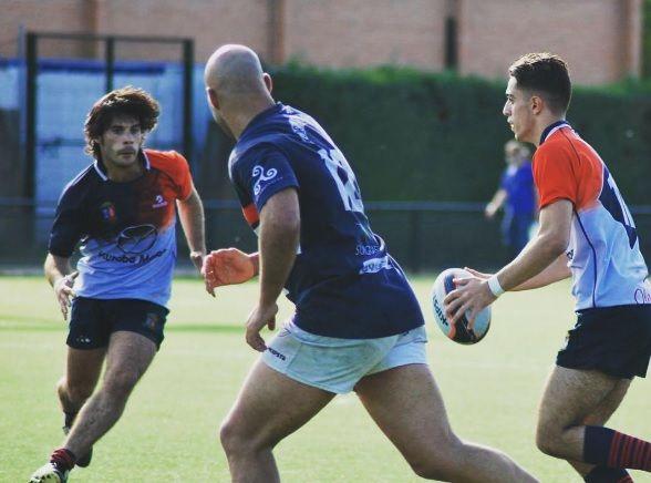 Rugby: CR Majadahonda se clasifica para las finales de la División de Honor B